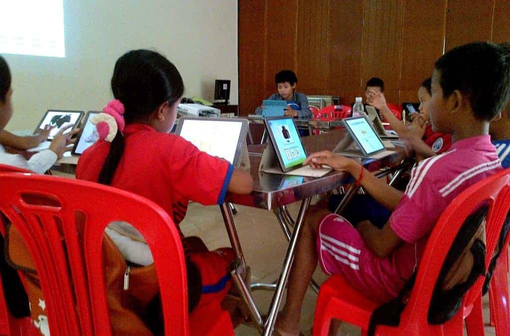 JWOC & Monkey Junior: Utilizing Technology in the Classroom!