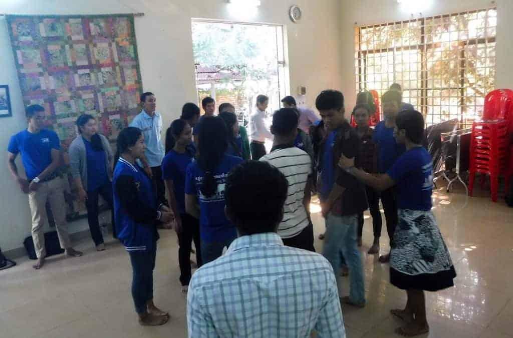Creativity in the Classroom: JWOC Teacher Development Workshops