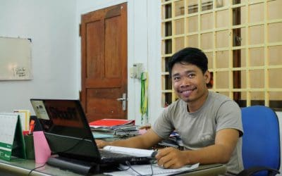 From Scholarship to Program Manager: Kea Eng's Story
