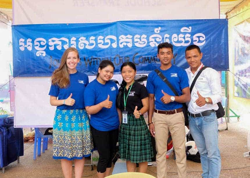 CSEF 2017: JWOC takes STEM to Phnom Penh!
