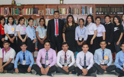 Teaching for Success: Dany Teaches in Thailand