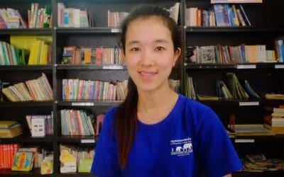 Staff Corner: Meet Thida!