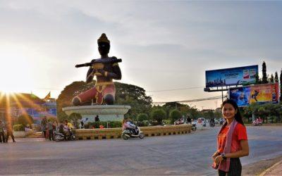 Neth's Field Trip to Battambang Province