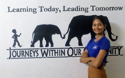 Student Corner: Neth's JWOC Journey (so far)