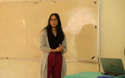 Keisha's 3 years reflection at JWOC